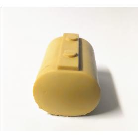 Citerne en résine - Longueur 68 mm - Ech 1:43 - En l'état