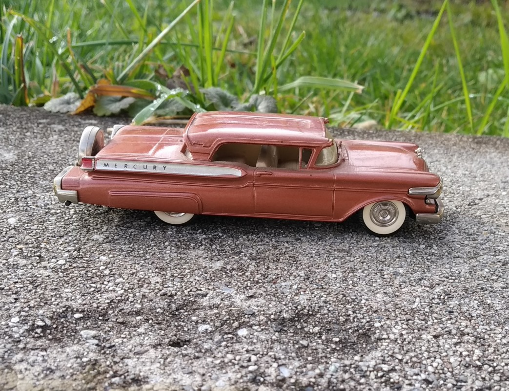 OCCASION  - BROOKLIN N°28 - MERCURY TURNPIKE CRUISER - 1:43 - En l'état