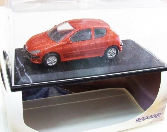 Peugeot 206 - 3 portes