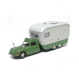 Toit de Caravane - 101 x 55 mm - Echelle 1:43