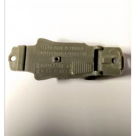 Châssis 4 CV - Résine - Ecmacars'43 - Ech 1:43