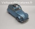 Citroën 2CV 6 - Norev - 1:43