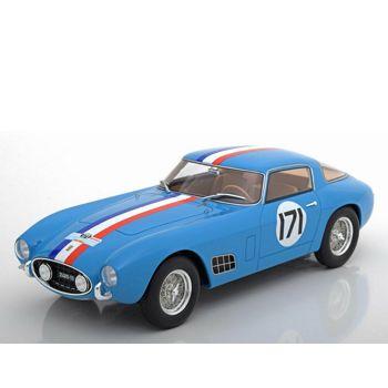 1957 Ferrari 250 GT Berlinetta Competizione Tour de France Azul 1:18 CMR108