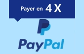 Payer en 4x avec Paypal