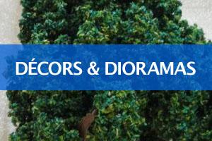 Dioramas et décoration pour maquettes