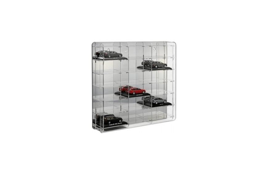 Sélection de vitrines pour voitures miniatures