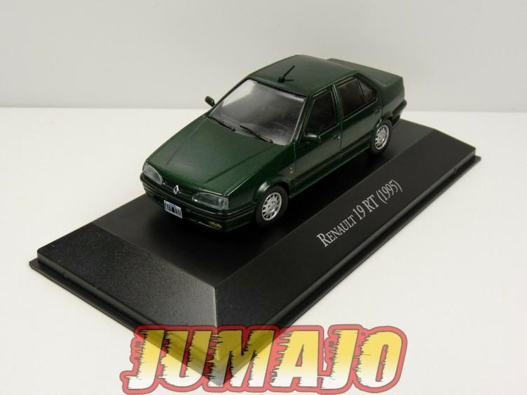 Renault 19 RT 1995 chamade au 1/43ème à 9.90 €