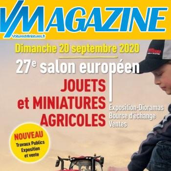 Miniatures Agricoles - Salon de Chartres dimanche 20 septembre