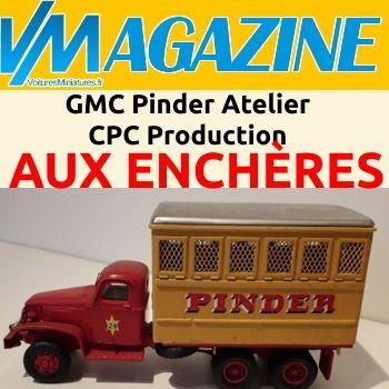 11/02/2021 - Le GMC Atelier Pinder aux enchères