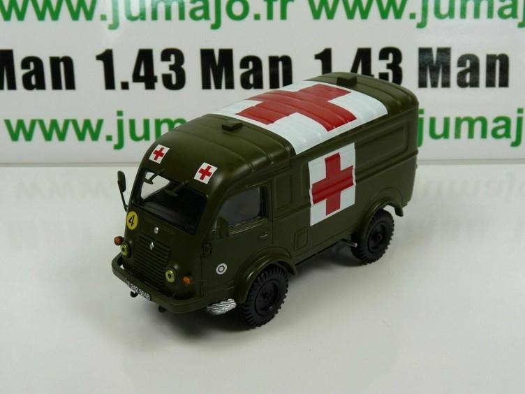 Bon plan :  Renault 1000 Kgs R2087 croix rouge au 1/43ème à 9.90 €
