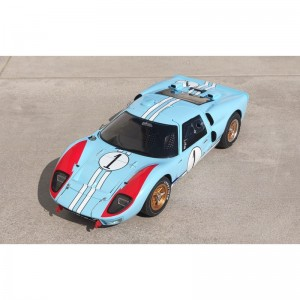 ACME - FORD GT 40 MKII 1 KEN MILES / DENNY HULME LE MANS 1966 2ND- - M