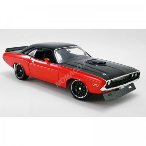 "ACME - DODGE CHALLENGER R/T 1970 ""STREET FIGHTER""- - Miniature automob"