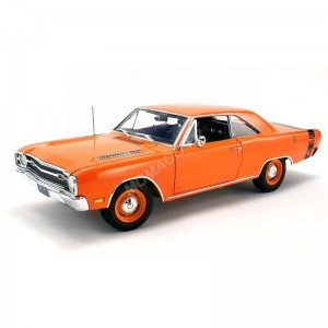 ACME - DODGE DART GTS 440 1969 ORANGE- - Miniature automobile