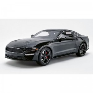 ACME - FORD MUSTANG BULLITT 2019 NOIRE- - Miniature automobile