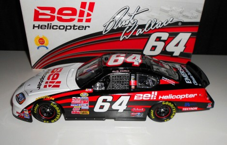 Dodge Charger - NASCAR 64 Rusty Wallace-Bell Helicopter - 1:24 - Action Performance