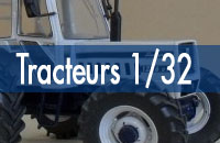 Tracteurs au 1/32ème, made in France